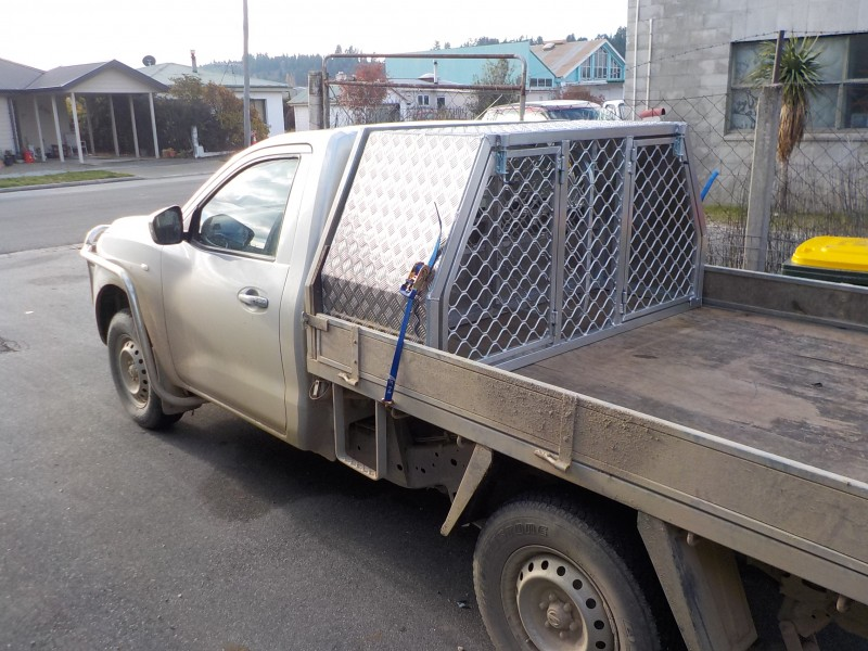 Flat Deck Dog Boxes Central Custom Engineering