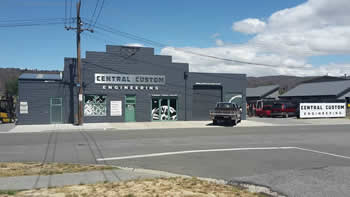 Central Custom Engineering workshop